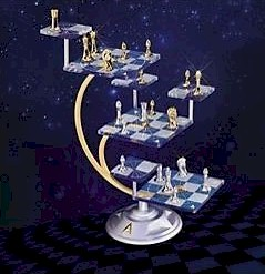 Antarctica university athletics step into the ice - Tri dimensional chess board ...
