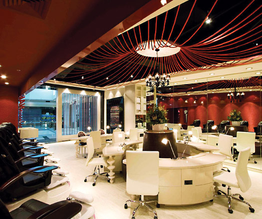Sell Paparazzi In A Beauty Salon Nail Salon: UANT SCHOOL OF COSMETOLOGY